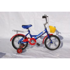 Велосипед 14'' спайдер,ромбо